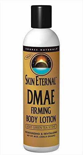- SOURCE NATURALS Skin Eternal Dmae Firming Body Lotion, 8 Fluid Ounce