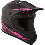 CKX Unisex-Adult's Off Road Fuel TX228 Helmet (Matte Pink, Large)