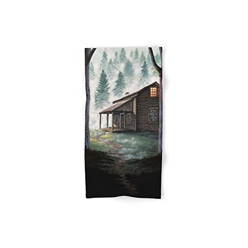 Pine Woods Bath Towel - 8