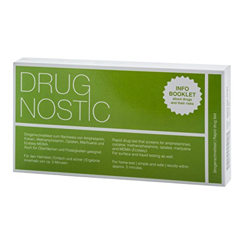 Drogentest DRUGNOSTIC - Schnelltest für Urin und Substanzen