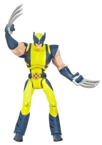 Amazon.com: X-Men Wolverine Animated Action Figure Wolverine: Toys ...