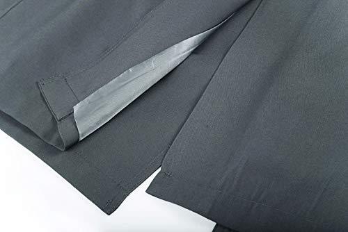 Color Donna Camicia Nuovo Stile Pnygfdlbgi Clear Autunno A Lunga Petto Allentato Doppio Giacca Casual Mud Manica Vento BqxFSa
