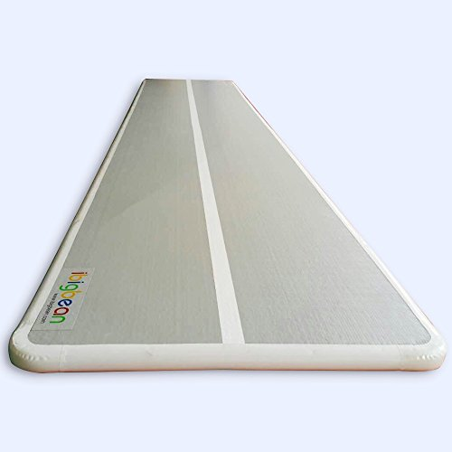 Ibigbean Inflatable Gymnastics Mat Professional PVC Drop