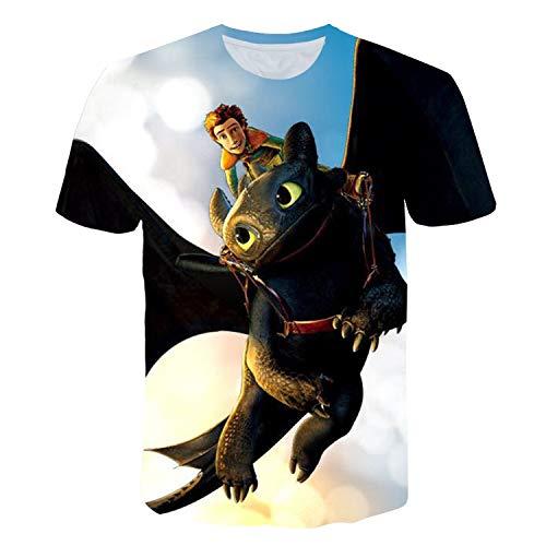 Fashion No 1 HTTYD Shirt Tshirt Cotton Merch Shirts Merchandise Clothing Men Women ()