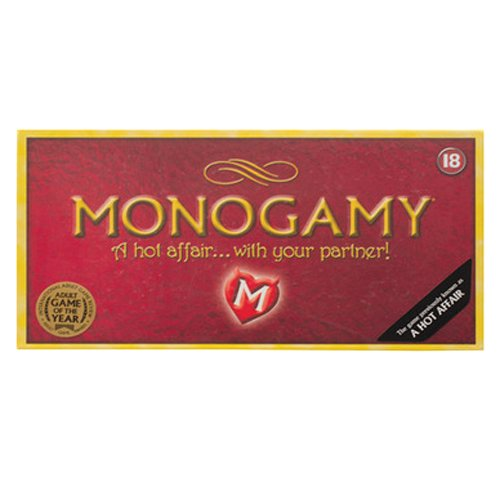Monogamy A Hot Affair Game - EDO-6252-01