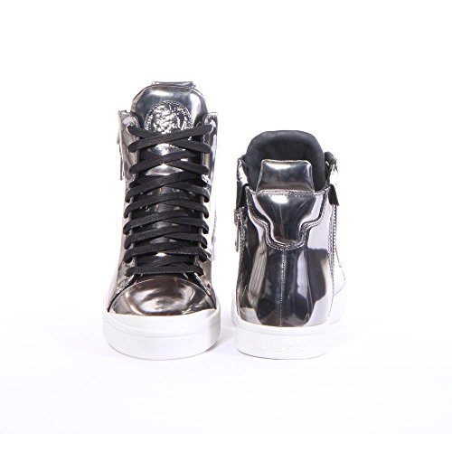 Diesel Maschi Zip Round S-Nentish Special Scarpe