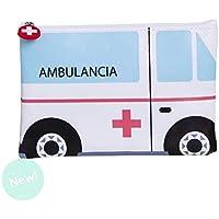 D,casa - Neceser Polipiel botiquin Ambulancia