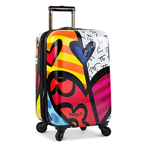 Britto Collection By Heys Usa A New Day Spinner Case - 22 Inches