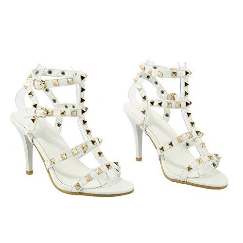 Mules Agodor Blanc Blanc Femme Agodor Blanc Mules Femme Agodor Agodor Femme Mules w04t6Sqt