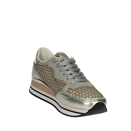 Crime London 25549KS1.51 Low Sneakers Women Gold nJxCO3