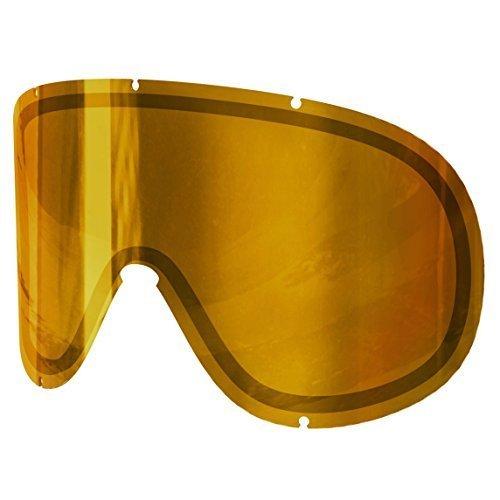 POC Retina Bigスペアレンズ& HDOニットキャップバンドル OS Pink / Gold Mirror B01NALM4I2