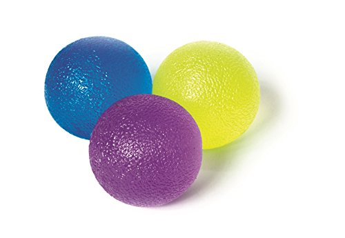 Set Hand Therapy Balls Physical