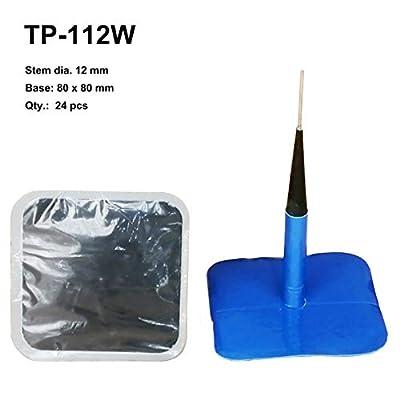 Zerint TP-112W Combination Repair Unit, Tire Repair Patch Plug 1/2