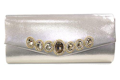 Walk 43 Pour Bag Uk amp; Sandales Gold Femme Wear wfqvp5n