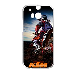 DAZHAHUI Motocross Phone Case for HTC One M8