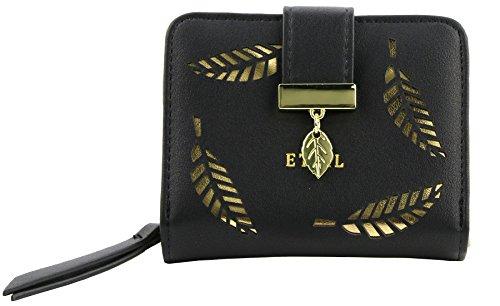 Short Wallet (Black) - 3