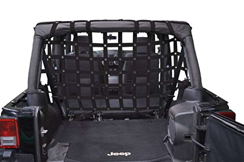 jeep cargo netting - 6