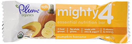 Plum Organics Essential Nutrition Pumpkin product image
