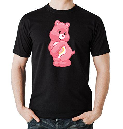 Love Bear T-Shirt Black Certified Freak