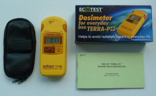 Terra-P +, Dosimeter-radiometer MKS-05 for household use
