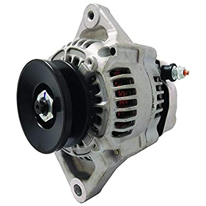 New Alternator For John Deere Mower Yanmar 1420 1435 1445 1545 1565 1203 1505 1515 1905