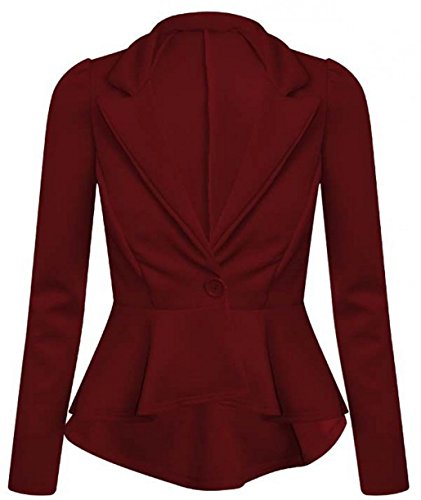 Vino Fashion Donna 4 Cappotto Less xfwfYZqO