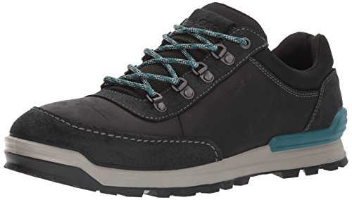 ECCO Men's Oregon Retro Sneaker Hiking Boot,black/black,45 EU / 11-11.5 US ()