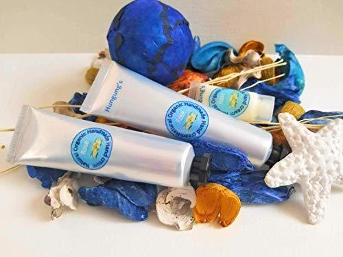 Handmade Organic Natural Hand cream Hand lotion with Rose Water Jojoba Oil 40ml 1.35oz