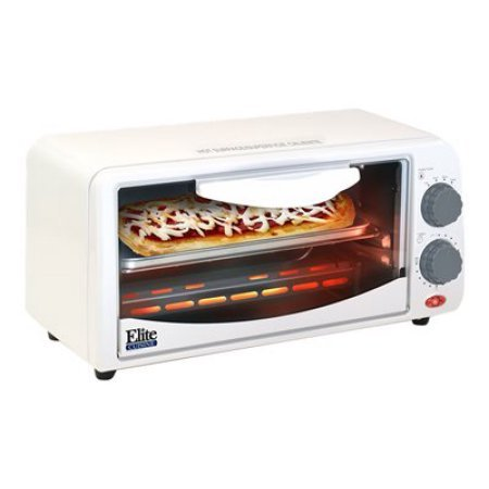 elite-cuisine-eto-113-2-slice-toaster-oven-with-broiler-and-timer-white