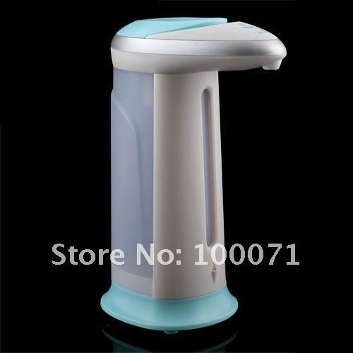 30%OFF Automatic Soap Cream Dispenser Touchless Handsfree #02 #3384