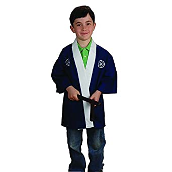 Japanese Boy Kids Costume - Fits Most Children Ages 3-6  sc 1 st  Amazon.com : japanese kids costume  - Germanpascual.Com