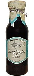 Braswells Seafood Collection Sweet Bourbon Glaze, 12 Fluid Ounce