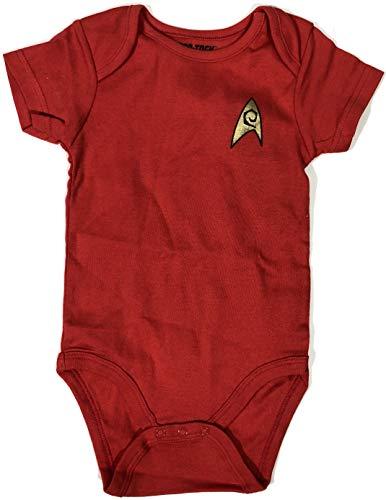 Star Trek Baby Romper Bodysuit