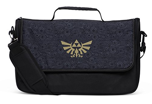 PowerA Everywhere Messenger Bag - Zelda: Breath of the Wild - Nintendo Switch