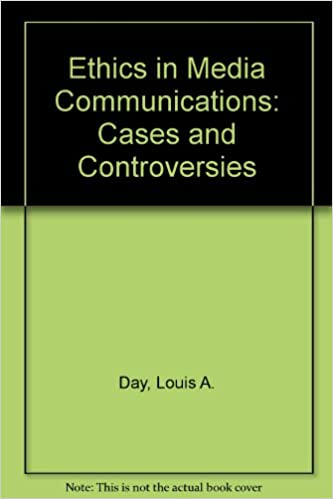 Book Ethics in Media Communications: Cases and Controversies