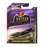 : HotWheels 1:50 Batman Animated Series Batmobile