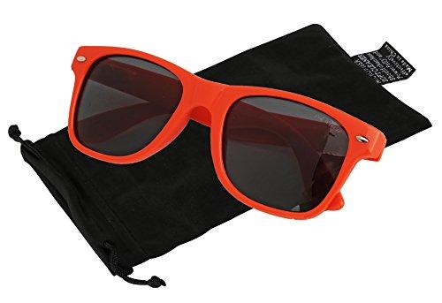Eye Sunglasses for Women and Men Orange 80's - 2016 Mujer Gafas