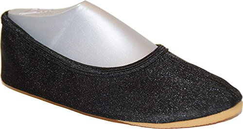 Chaussures Femme Gymnastique Noir Basic 070 Beck q1IWgExw