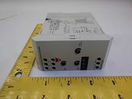 Motor Starter, RSE Series, Semiconductor Controller, Three Phase, 5.5 kW, 12 A, 277 to 480 VAC