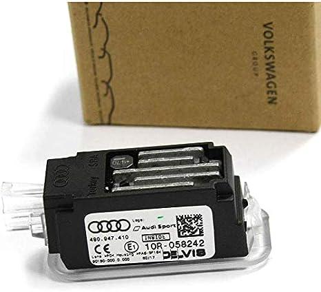 Audi 4s0947410 Projektor Rechts Einstiegsbeleuchtung Türbeleuchtung Auto