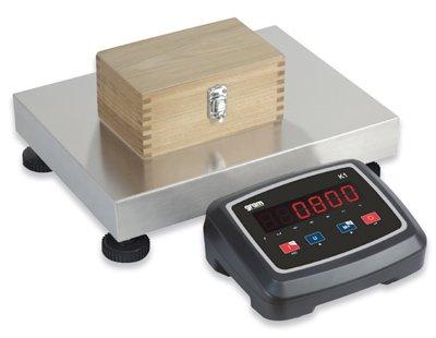 Hardware Pesaje de – Báscula electrónica de cocina (Plataforma industriales Acero Inoxidable 40 x 30