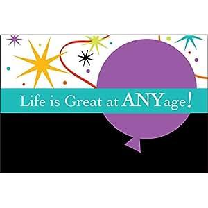 Life Is Great Invitation Gatefold 51646