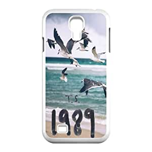 Fggcc 1989 Hard Case for SamSung Galaxy S4 I9500,1989 S4 Cover Case (pattern 1)