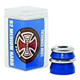 Independent Truck Co. Low Conical Cushions Blue Skateboard Bushings - 2 Pair with Washers - 92a