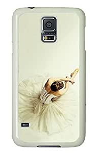 Ballet Dance Theme Samsung Galaxy S5 i9600 Case