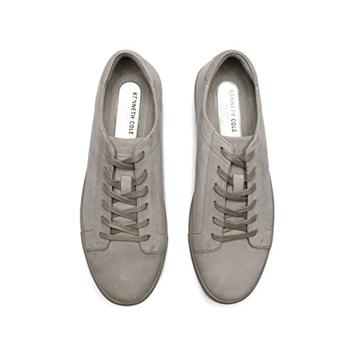 Kenneth Cole New York Heren Kam Nubuck Sneaker - Heren Lichtgrijs