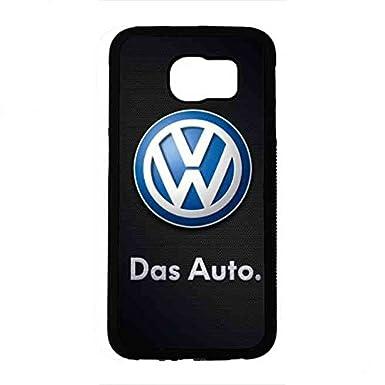Samsung S6 El Coche Eslogan Vw Volkswagen Telefono Movil Simple Car