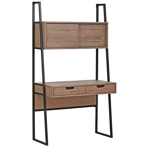 Rivet Roxmere Modern Desk, 39.4