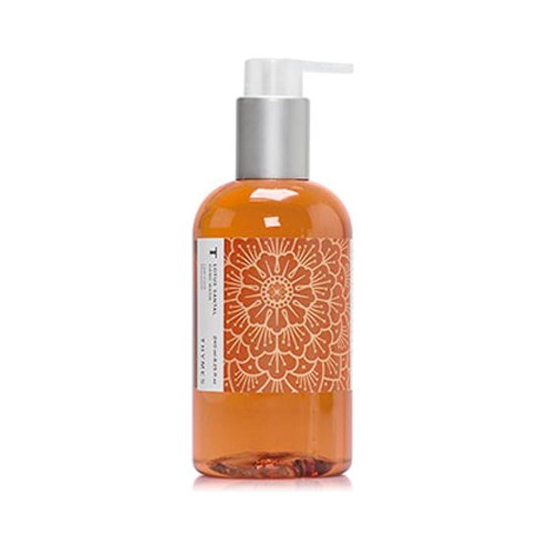 共役不適切な意図的THYMES タイムズ ハンドウォッシュ 240ml ロータスサンタル Hand Wash 8.25 fl oz Lotus Santal [並行輸入品]