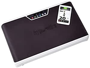 Hypervibe G-10 Whole Body Vibration Machine with Mobile App: The Best Whole Body Vibration Plate on the Market! Great Power Plate Vibration Therapy For Fully Body Exercise!
